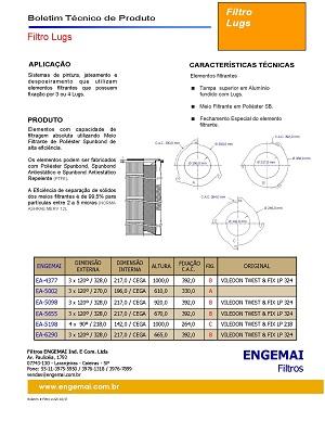 ELEMENTOS DO AR - LUGS - ENGEMAI
