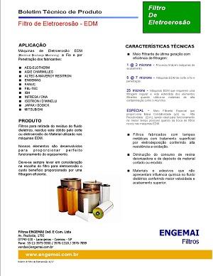 ELEMENTOS - ELETROEROSÃO - ENGEMAI